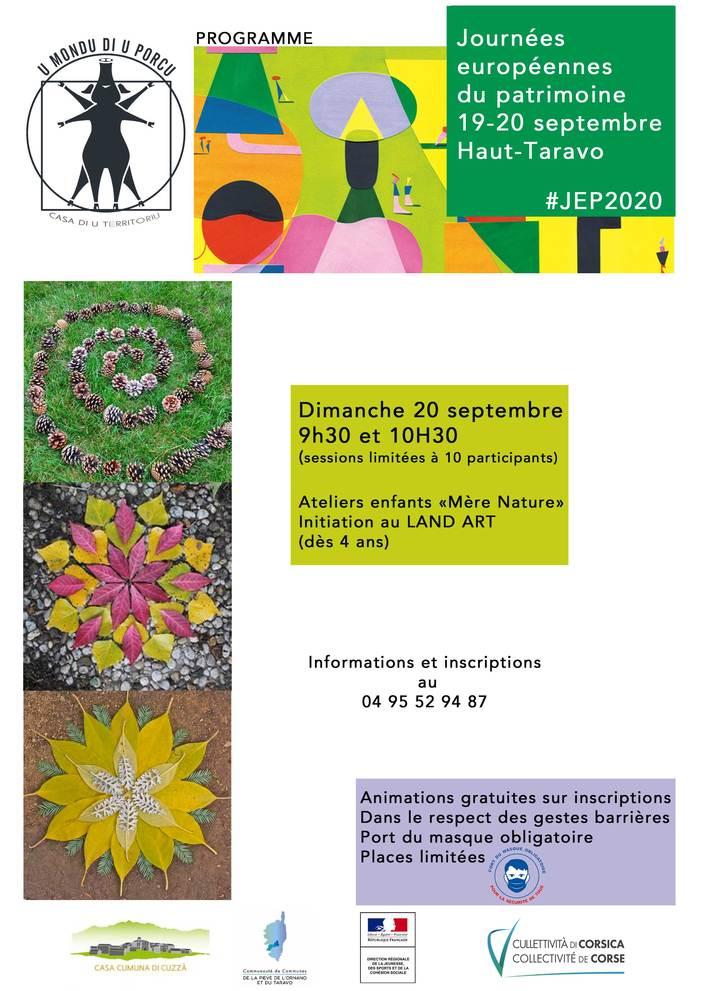 Journées du patrimoine 2020 - Annulé | Reporté - Ateliers pour enfants,