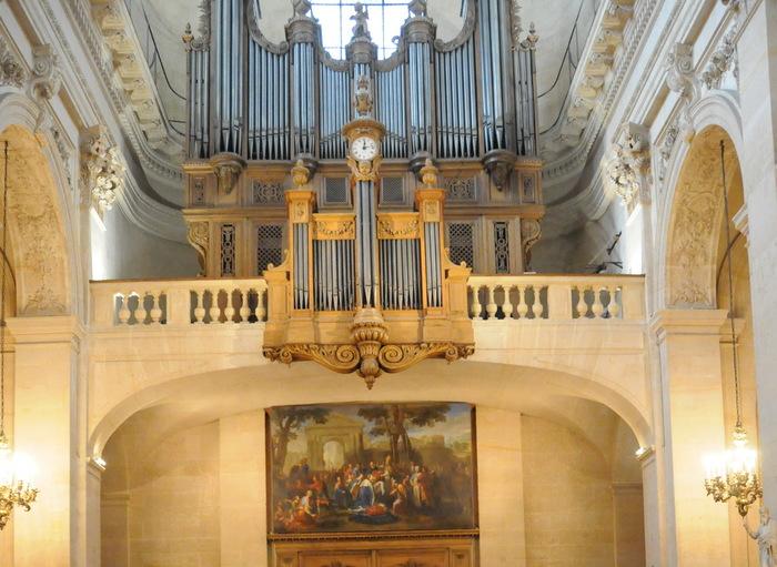 Journées du patrimoine 2020 - Visite guidée de l'église Saint-Thomas-d'Aquin et présentation de l'orgue