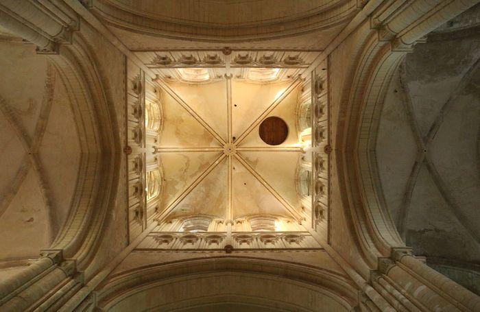 Journées du patrimoine 2020 - Visite guidée de l'Abbatiale de la Sainte-Trinité de Fécamp