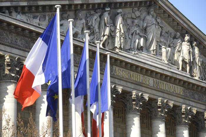Journées du patrimoine 2019 - Visite de l'Assemblée nationale