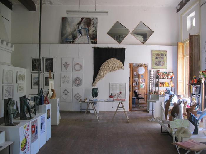 Journées du patrimoine 2020 - Annulé | Visite de l'atelier du sculpteur Pierre Vallauri