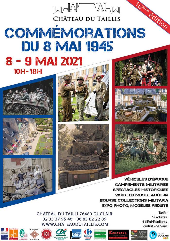 Les Commémorations du 8 mai 1945
