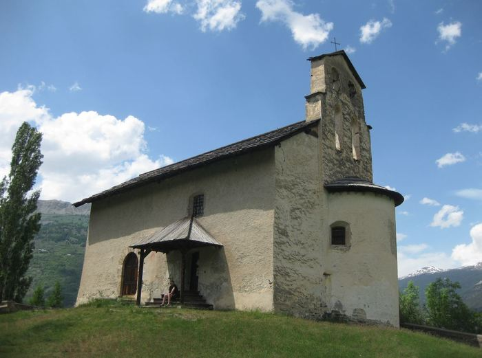 Journées du patrimoine 2020 - Visite de l'Église & de la chapelle Saint-Pancrace