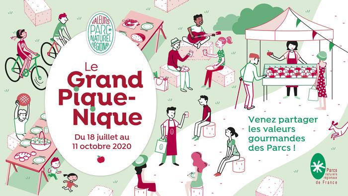 Journées du patrimoine 2020 - Grand pique-nique