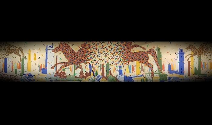 Journées du patrimoine 2019 - La cour d'Assises du VAR