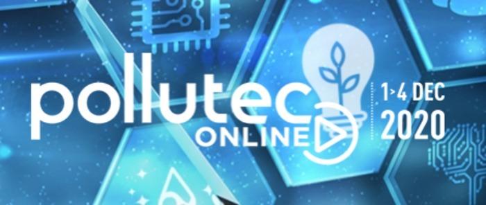 Pollutec online