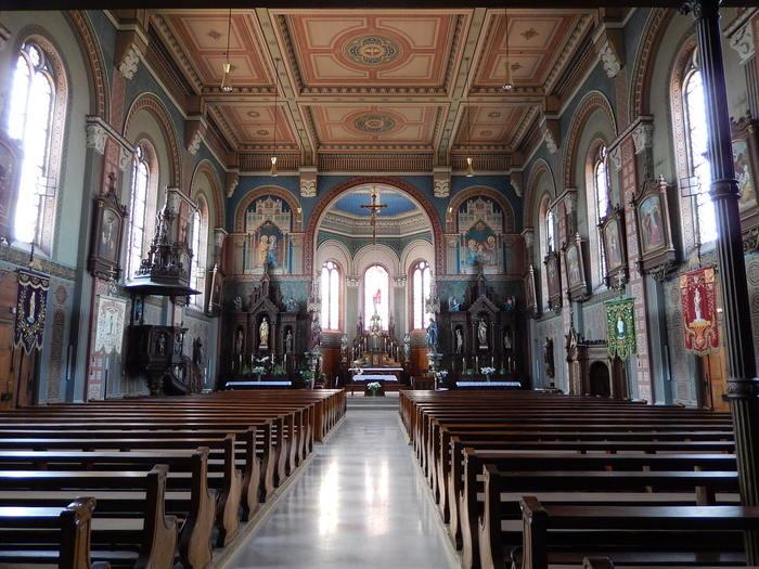 Journées du patrimoine 2020 - Exposition et visite guidée de l'église Sainte-Lucie