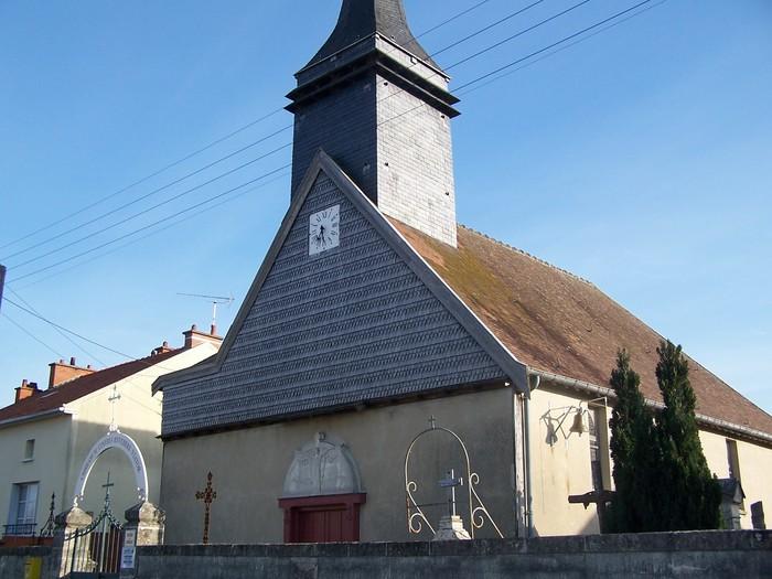 Journées du patrimoine 2019 - Visite guidée de la Chapelle Saint Nicolas du Bas Village