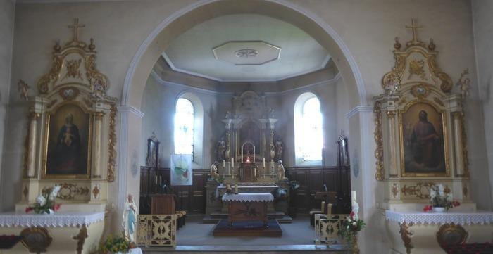 Journées du patrimoine 2019 - Concert à l'église Saint-Léger