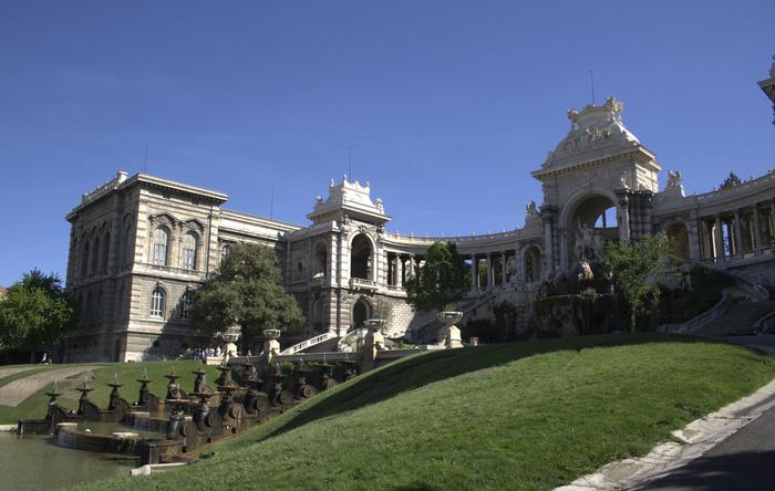 Journées du patrimoine 2019 - Le parc du Palais Longchamp