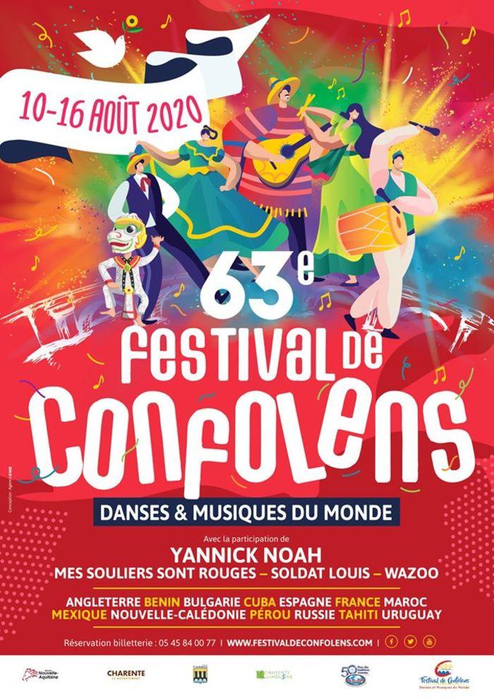 [ANNULE]  <strike>Festival de Confolens</strike>