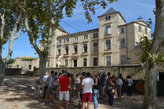 Journées du patrimoine 2019 - Visite guidée de Pignan