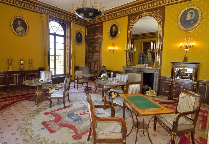 Journées du patrimoine 2019 - Visite guidée du château de Grosbois