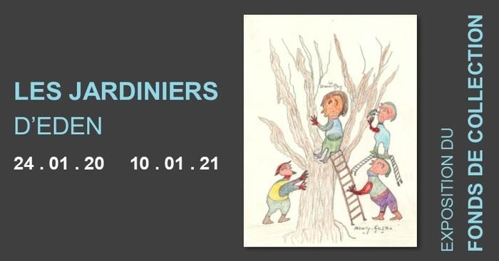 LES JARDINIERS D'EDEN
