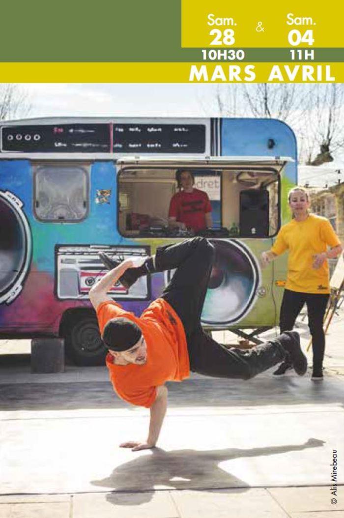Dance Truck