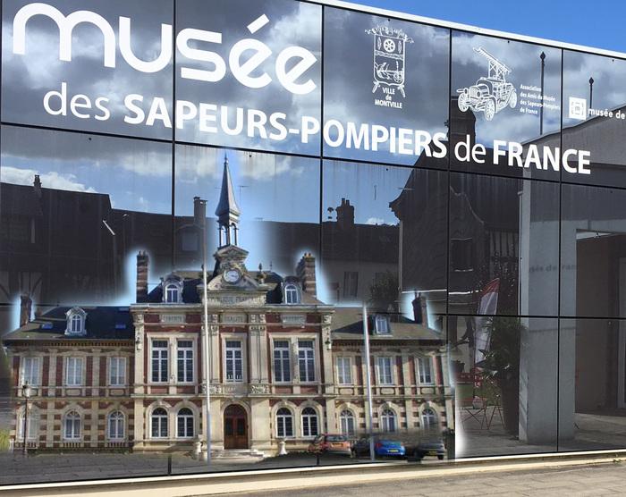 Journées du patrimoine 2019 - Visite libre du musée des Sapeurs-Pompiers de France
