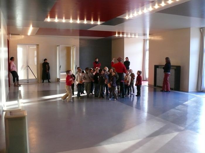 Journées du patrimoine 2020 - Visite des salons classés de l'Aubette