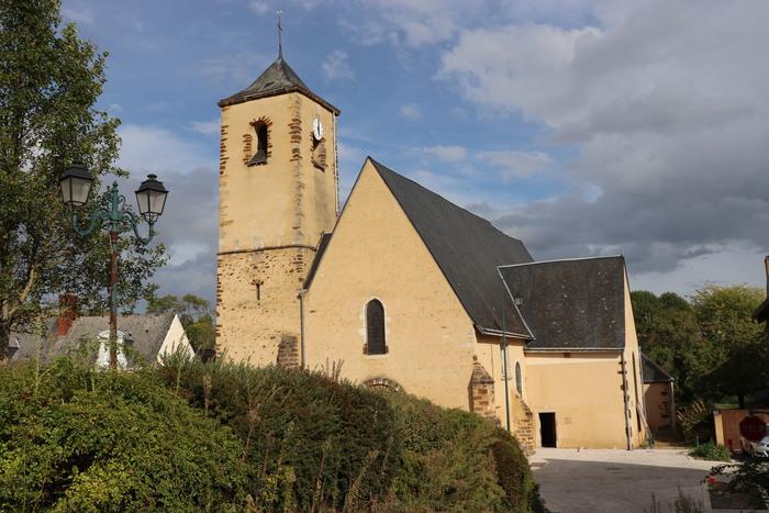 Journées du patrimoine 2020 - Eglise Saint Martin XIe