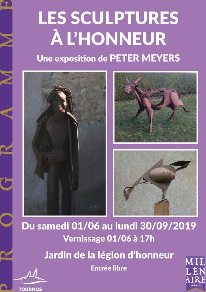 Journées du patrimoine 2019 - Les sculptures à l'honneur