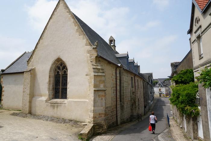 Journées du patrimoine 2020 - La chapelle Saint-Eutrope, 600 ans d'histoire