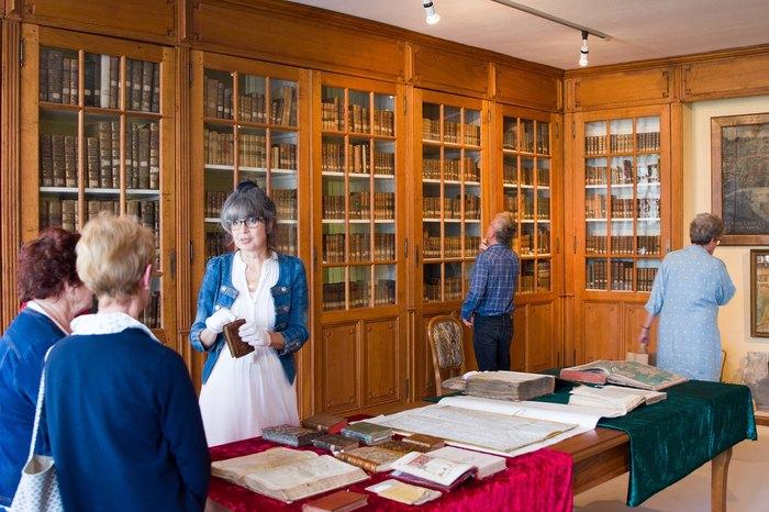 Journées du patrimoine 2020 - Visite guidée de la bibliothèque de l'Hôtel de ville de Joinville