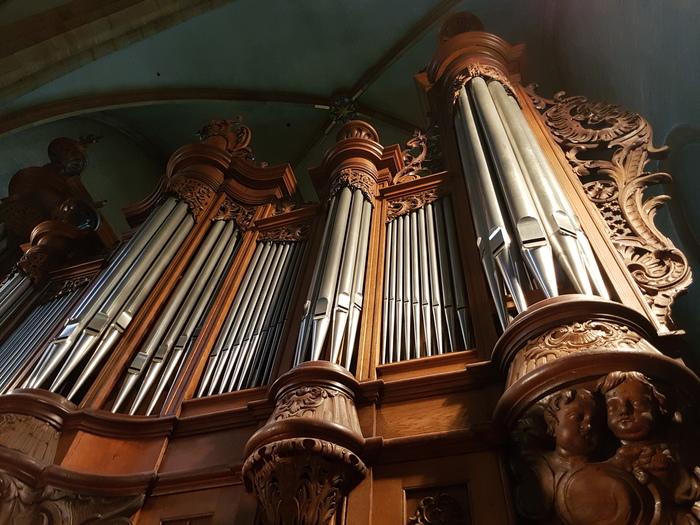 Journées du patrimoine 2019 - Visite commentée des orgues