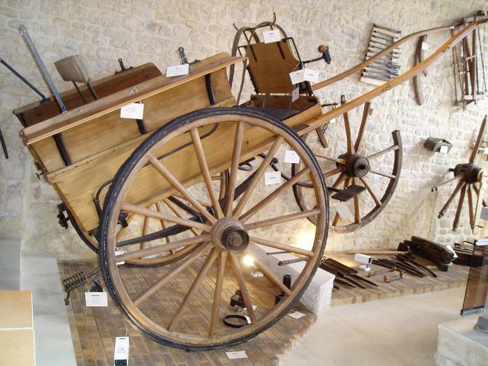 Journées du patrimoine 2019 - Découverte des métiers du charron et du tonnelier