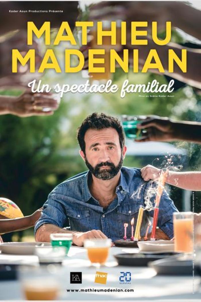 Mathieu Madénian – 18 mars 2021 – Théâtre Fémina