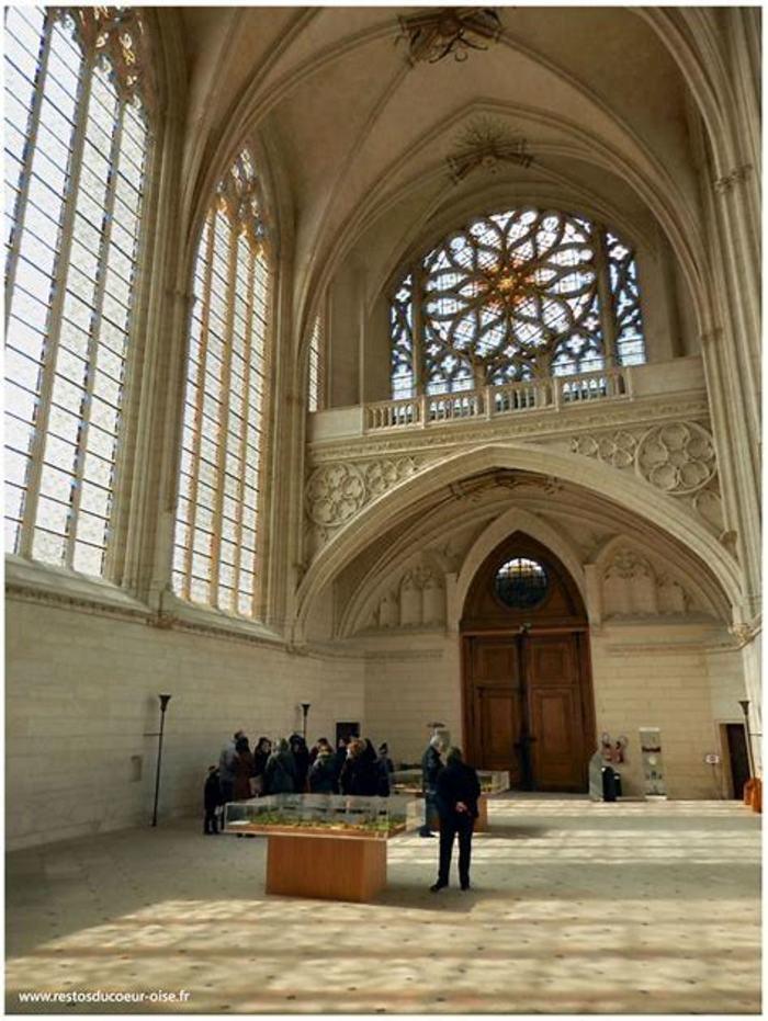 Journées du patrimoine 2019 - Visites libres du donjon et de la Sainte-Chapelle (château de Vincennes)
