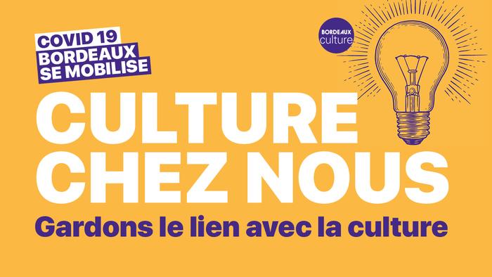 Culture, Gardons le lien !