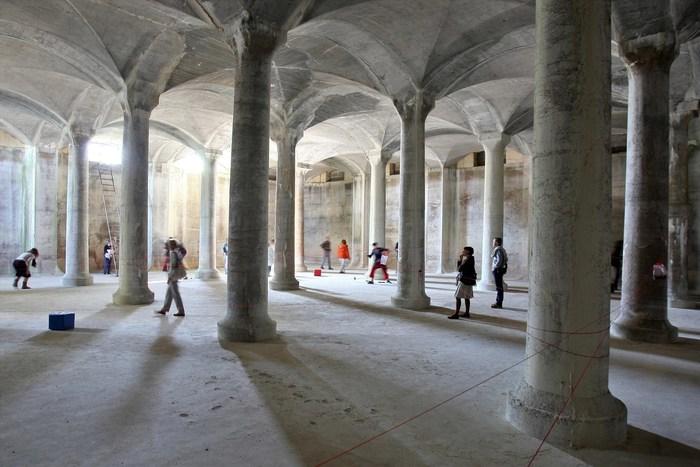 Journées du patrimoine 2020 - Découverte de l'ancien réservoir d'eau - Lorient