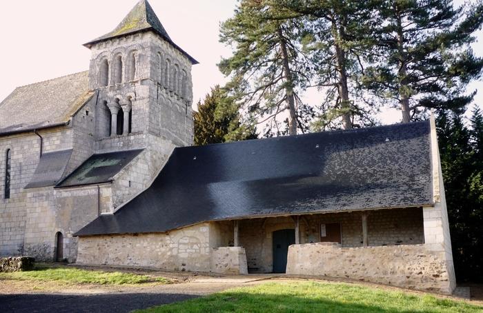 Journées du patrimoine 2020 - Visite de l'église du prieuré