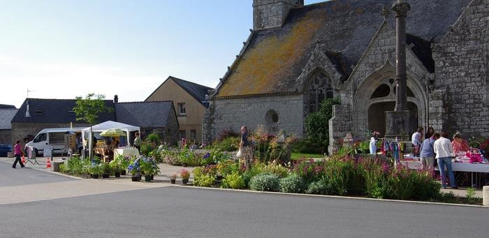 Journées du patrimoine 2020 - Visite de l'église paroissiale Saint Cadoan