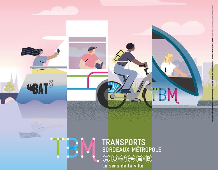 TBM : point info modalités d'utilisation du réseau TBM