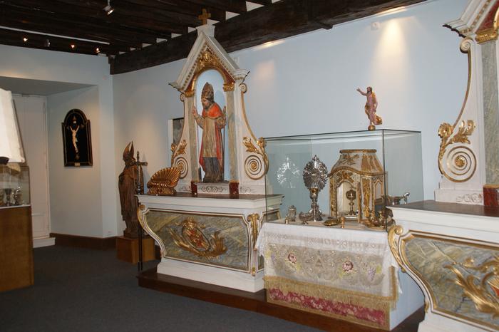 Journées du patrimoine 2019 - Visite libre du musée départemental d'art religieux de Sées