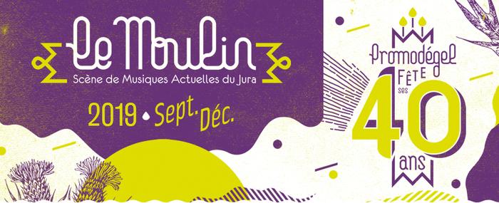 Journées du patrimoine 2019 - Présentation des événements organisés par Le Moulin de septembre à décembre 2019