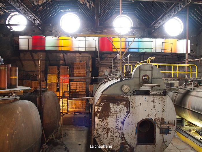 Journées du patrimoine 2020 - Annulé | Visite guidée de l'usine