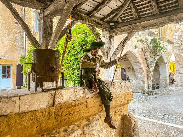 Journées du patrimoine 2020 - Visite insolite de Monpazier