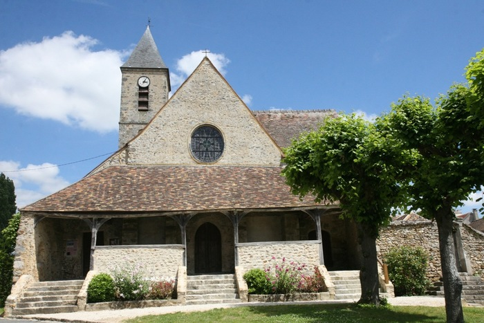 Journées du patrimoine 2019 - Visite libre de l'église Saint-Vincent