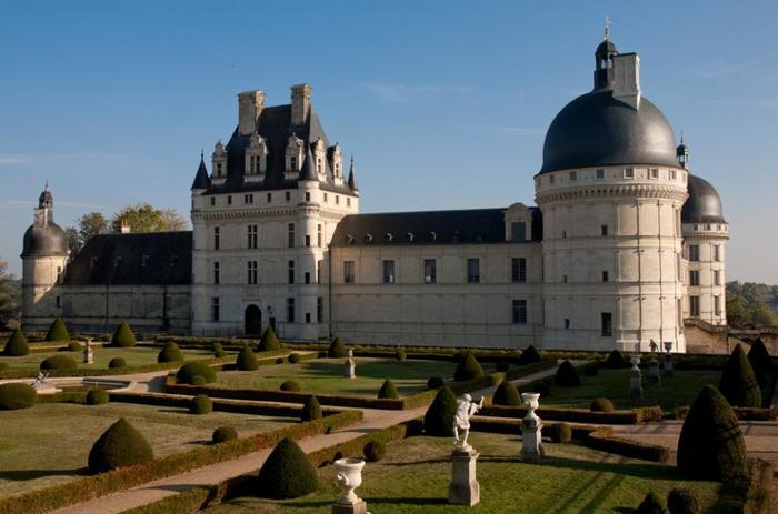Journées du patrimoine 2019 - Visite du Château de Valençay