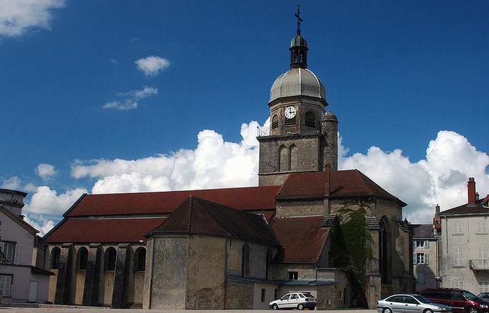 Journées du patrimoine 2020 - Visite du clocher de l'église de Saint-Amour