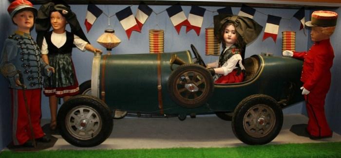 Visite du Musée de la poupée et du jouet ancien