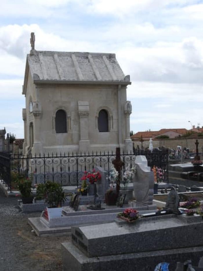 Journées du patrimoine 2019 - Visite guidée du cimetière