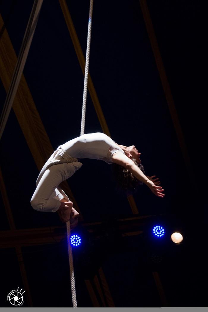 Journées du patrimoine 2019 - Performance sur corde lisse