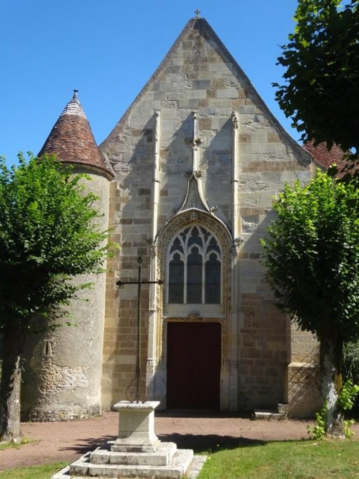 Journées du patrimoine 2020 - Visite d'une église rurale du XVIème