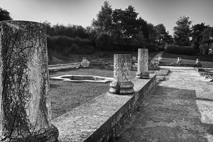 Journées du patrimoine 2019 - Visite guidée des vestiges des maisons romaines