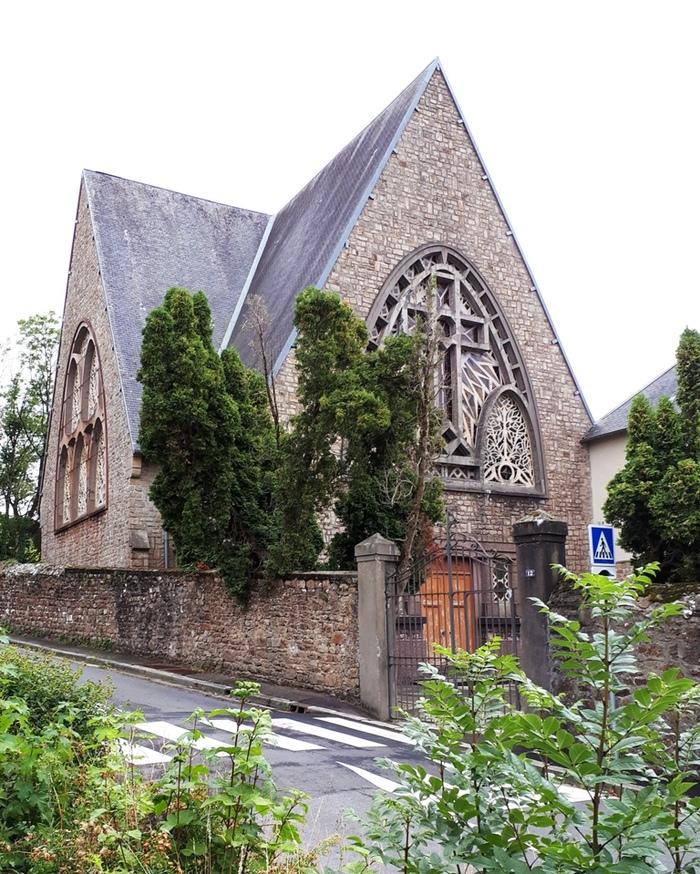Journées du patrimoine 2019 - Visite guidée de la chapelle Saint-Joseph
