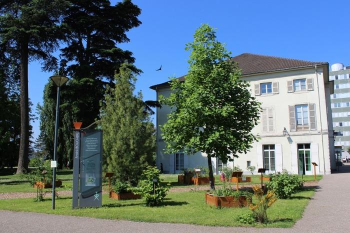 Journées du patrimoine 2020 - Patrimoine universitaire - Visite guidée du jardin Dominique Villars