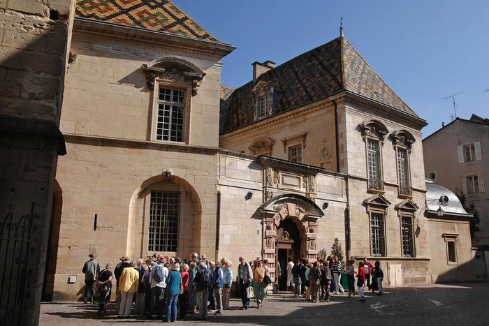 Journées du patrimoine 2020 - L'Hôtel de Vogüé - visite libre