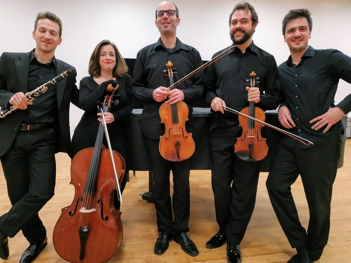 Journées du patrimoine 2019 - Concert gratuit avec les musiciens de l'ONL : musique klezmer